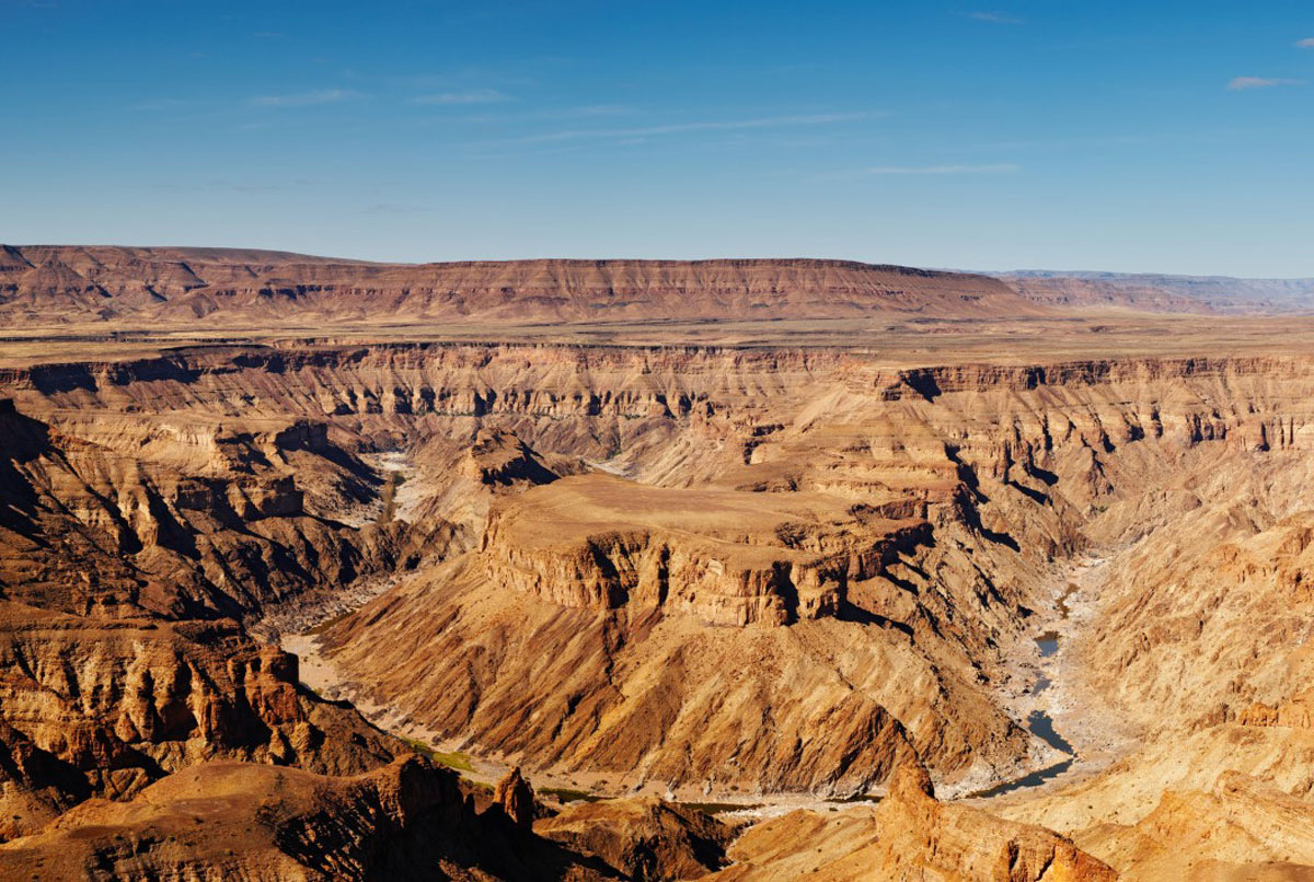 Fish River Canyon Nambia Namibia Luxury Safari
