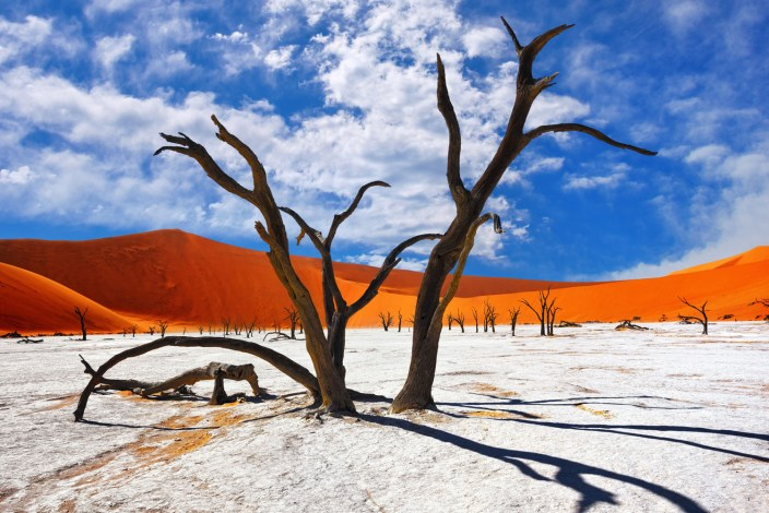 Namibia Luxury Safari Deadvlei, Sossusvlei.