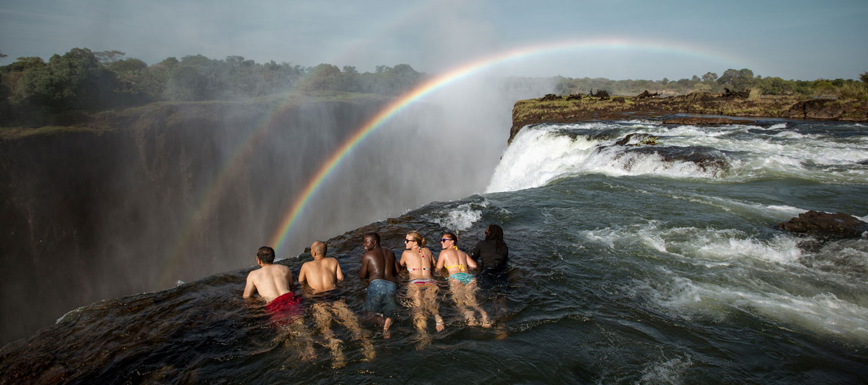 Zambia Safari Livingstone Island