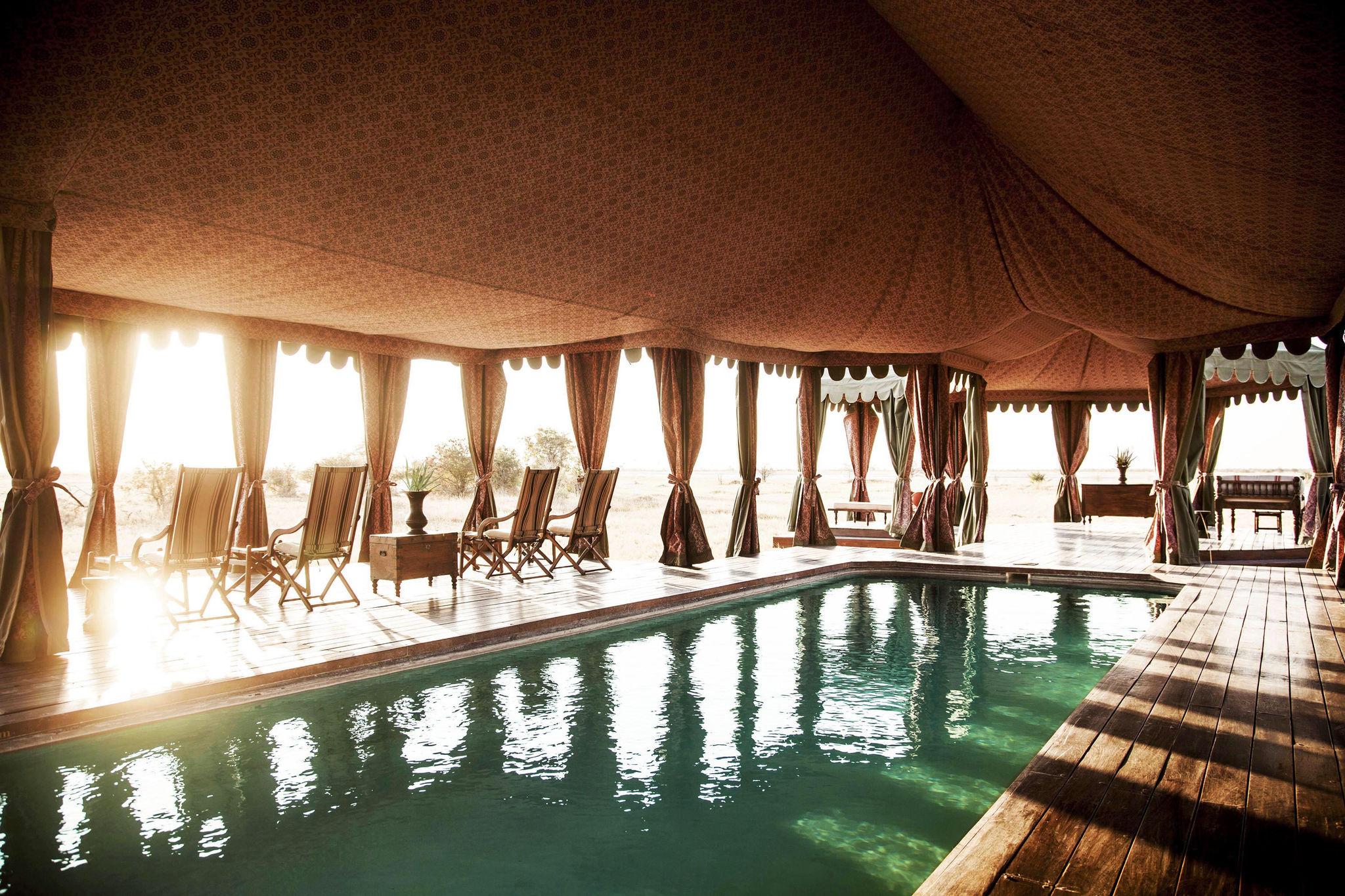 Jacks Camp Botswana Safari   Atelier Africa