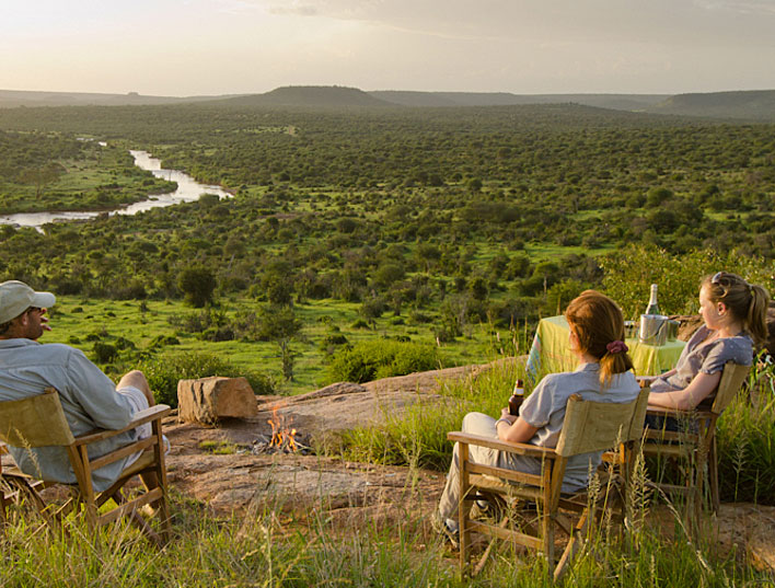 Kenya Tailor Made Safari Laikipia Wilderness Camp