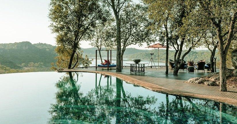 Singita Pamushana Lodge Zimbabwe Luxury Lodge