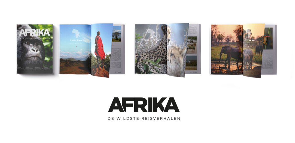AFRIKA The Wildest Travel Stories by Atelier Africa - FREE MAGAZINE