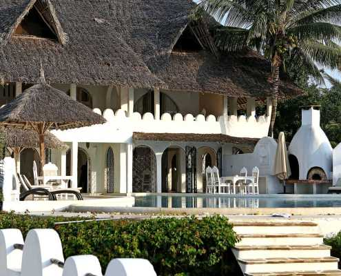 Msambweni Beach House pool
