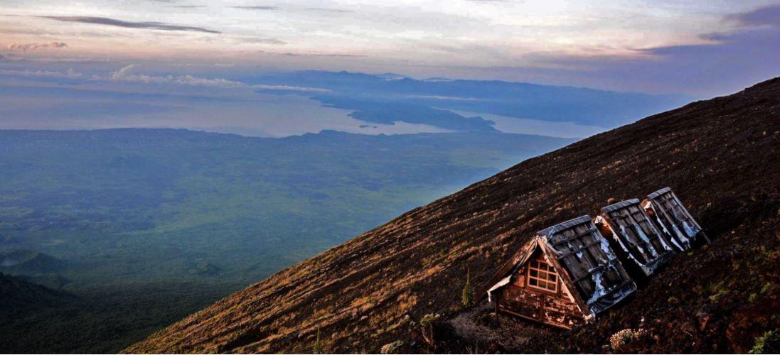 Congo uitzicht