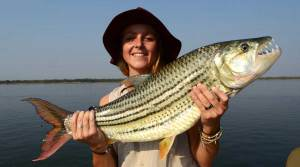 Tiger Fish Lower Zambezi Sausage Tree Camp