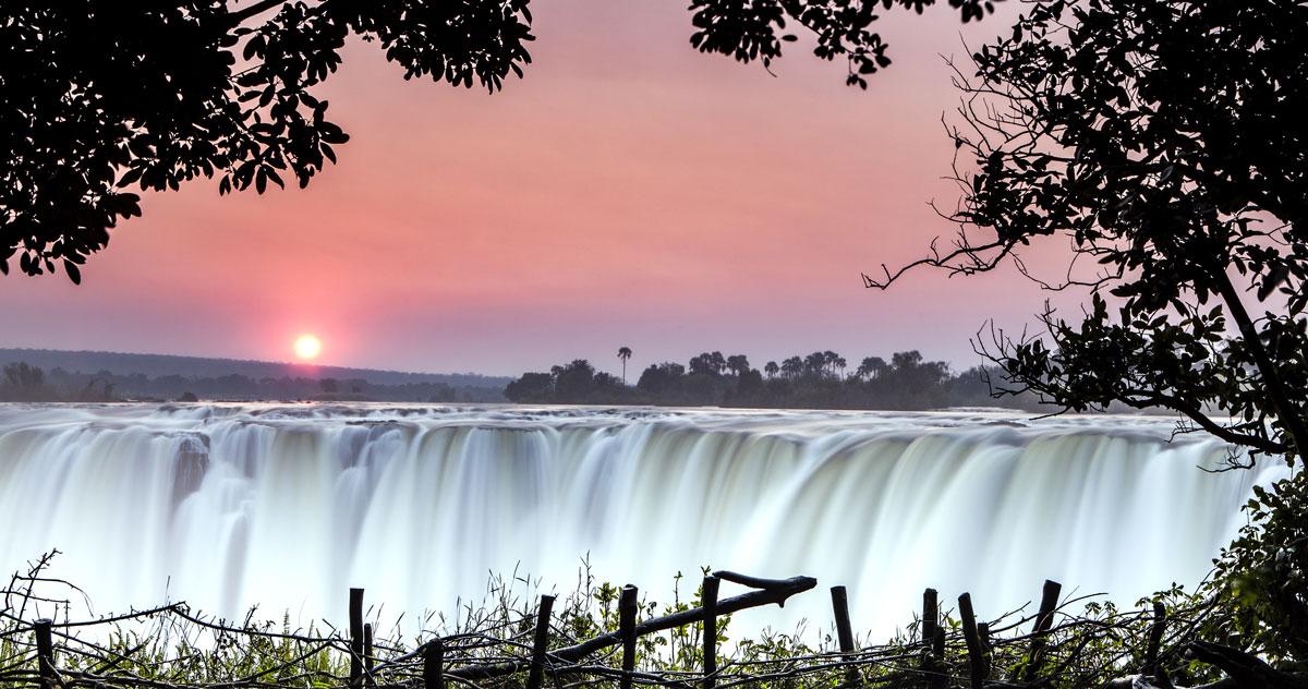 Victoria Falls, Livingstone, Zambia Safari