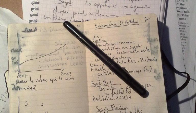 Besoin de structurer vos idées?
