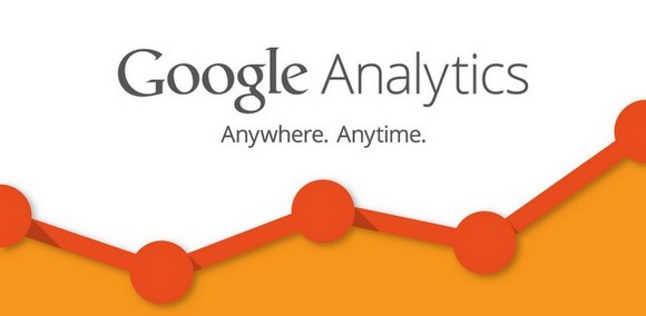 L'application google analytics pour smartphones android