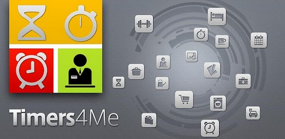 application Timers4Me sur android