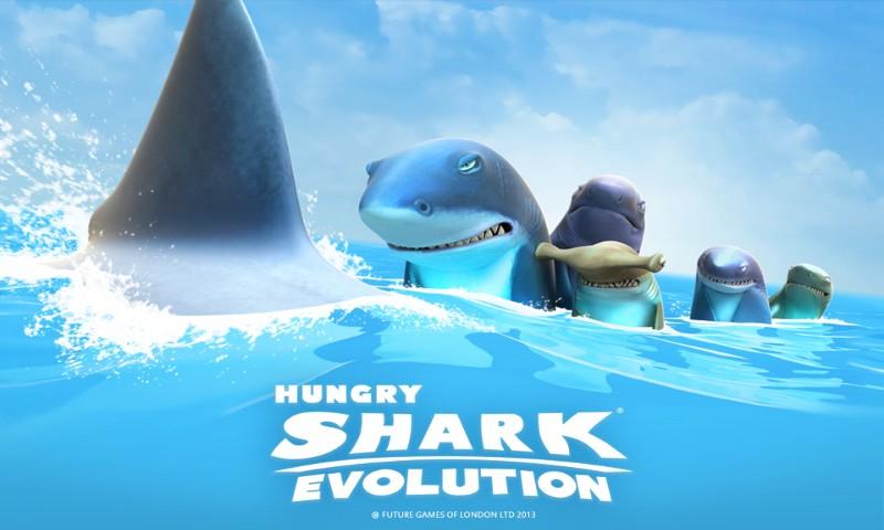 Hungry Shark Evolution : vous êtes la terreur des mers