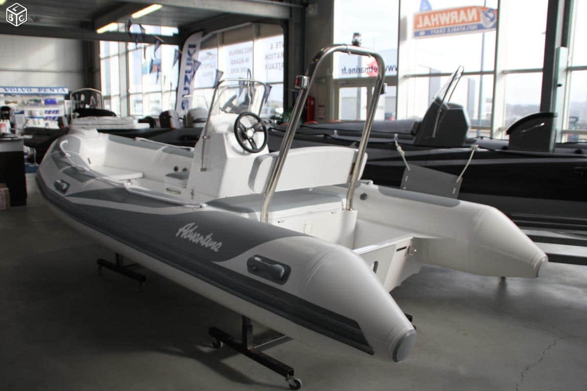 Semi Rigides Adventure Boats Vesta Sun 550
