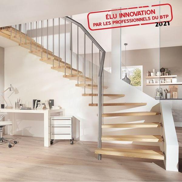 escalier JET