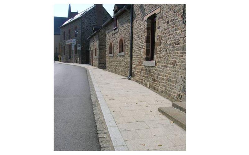 ville de Essé - centre bourg - Réalisation ABE