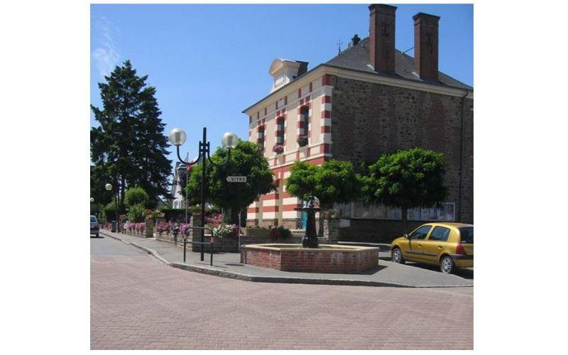 Ville de Etrelles - centre - Réalisation ABE