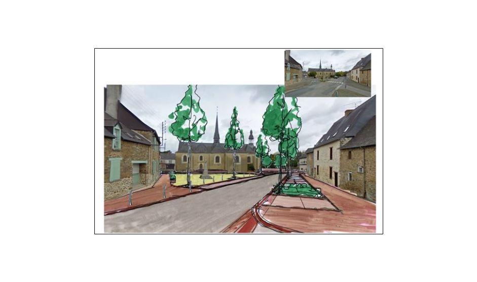 Ville de Saint Armel - Réalisation ABE