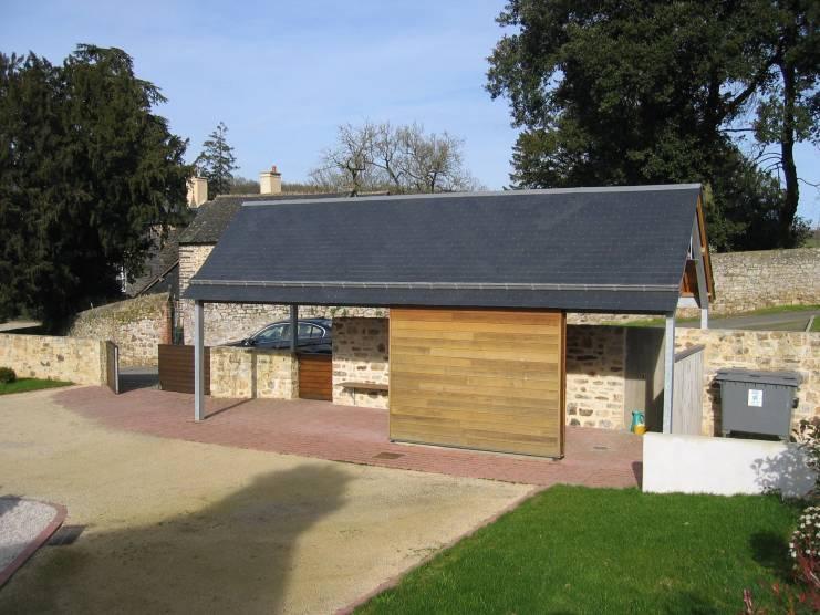 Ville de Etrelles - Extension cimetière - Réaménagement ABE