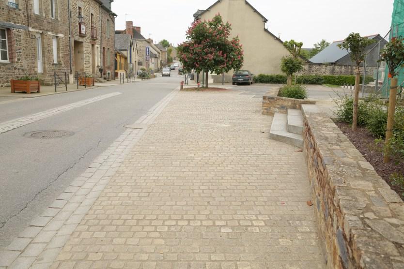 centre bourg - ESSE - Réaménagement ABE