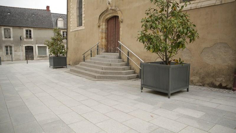 Place de l'Eglise- Saint Armel - Réamégement ABE