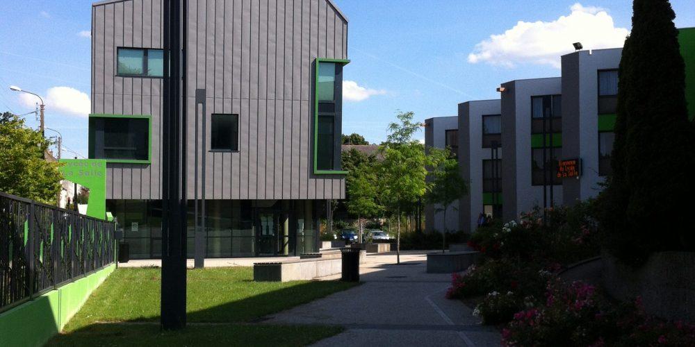 Lycée St Jean-Baptiste de la Salle - Rennes - Réalisation ABE