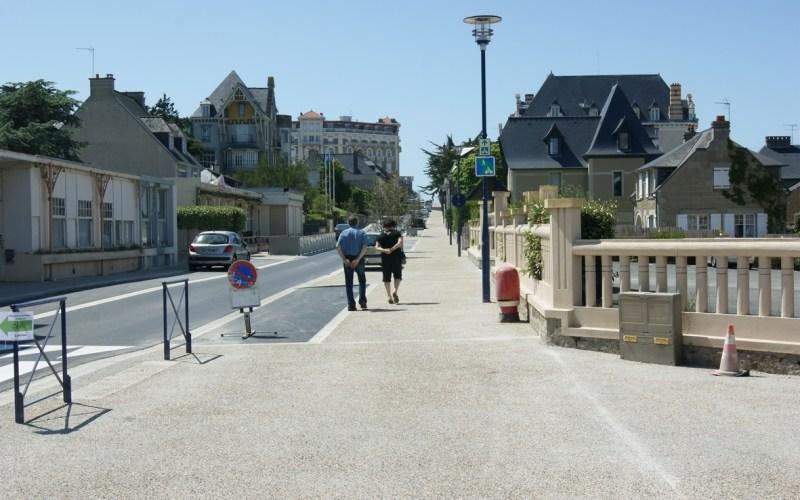 Saint-Lunaire-centre bourg-Réalisation ABE