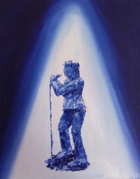 Musiker Sänger