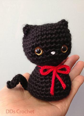 Le chat de DDs Crochet