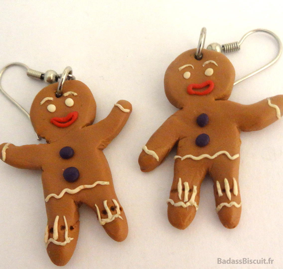 Tit Biscuit en Fimo