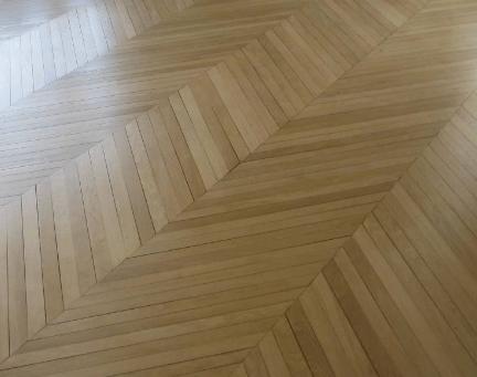 point de Hongrie - La rénovation de parquet à Nantes a un prix