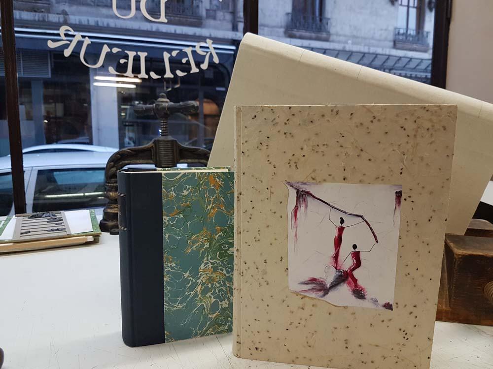 reliure-couverture-graines-l-atelier-reliure-geneve-suisse