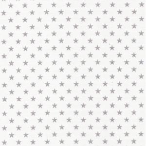 tissu-france-duval-stalla-batiste-blanc-etoiles-argent