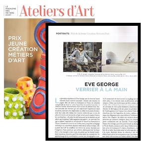 article magazine ateliers d\'art