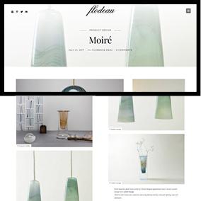article web blog flodeau