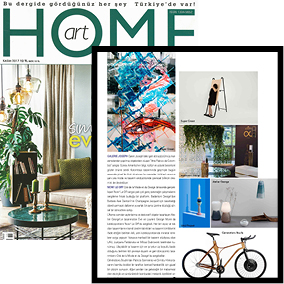 article magazine art home