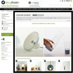 article web deco finder