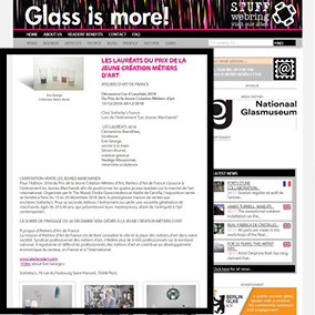 article web glass is more