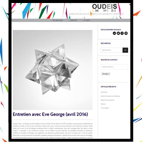 publication blog recherche oudeis