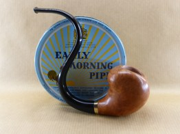 "présentation of my briar pipe ""horny curves"""