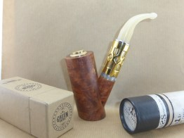 Wonderfull order creation e-poker with Yellow Narra Burl