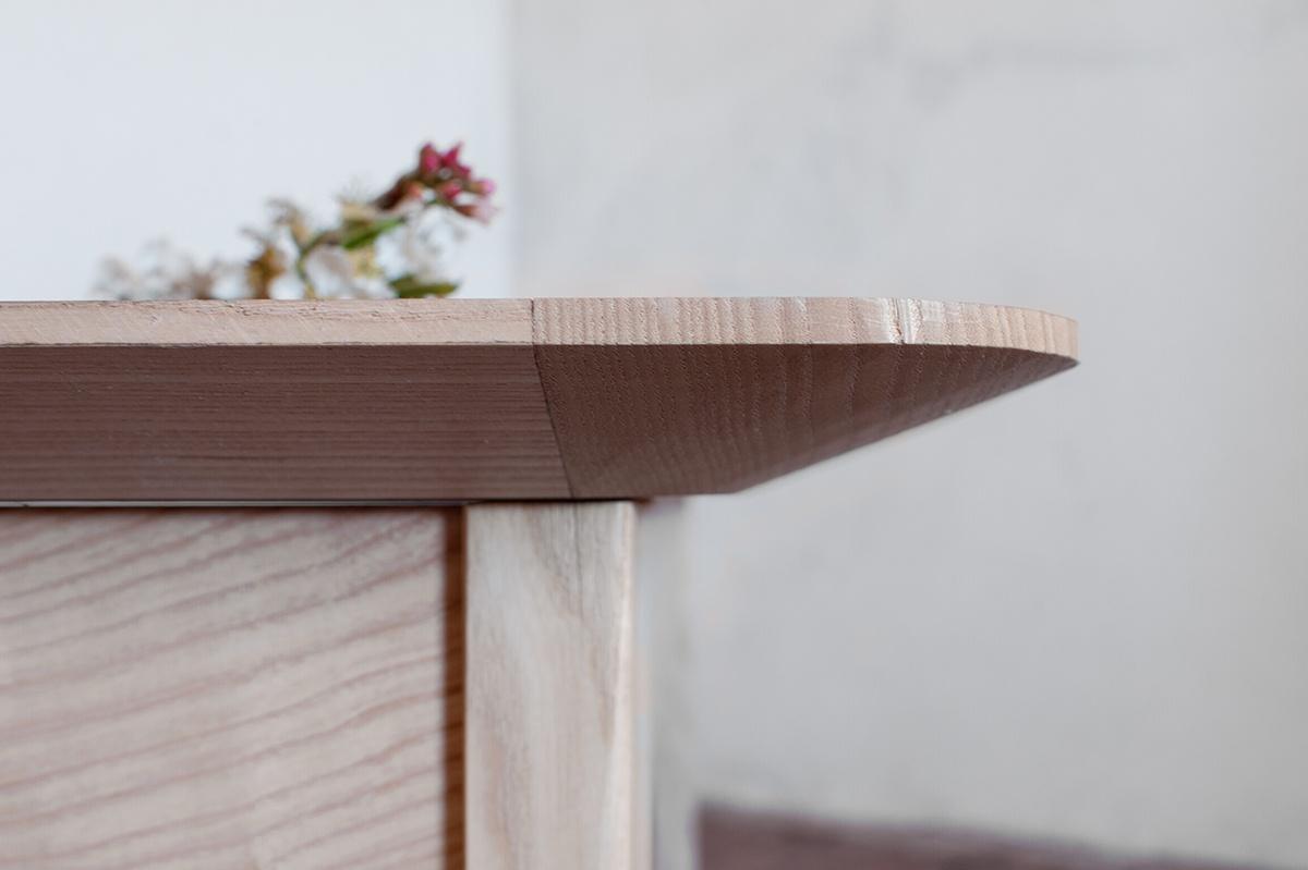 Atelier Mathieu GOURLAOUEN ébéniste créateur - Table basse