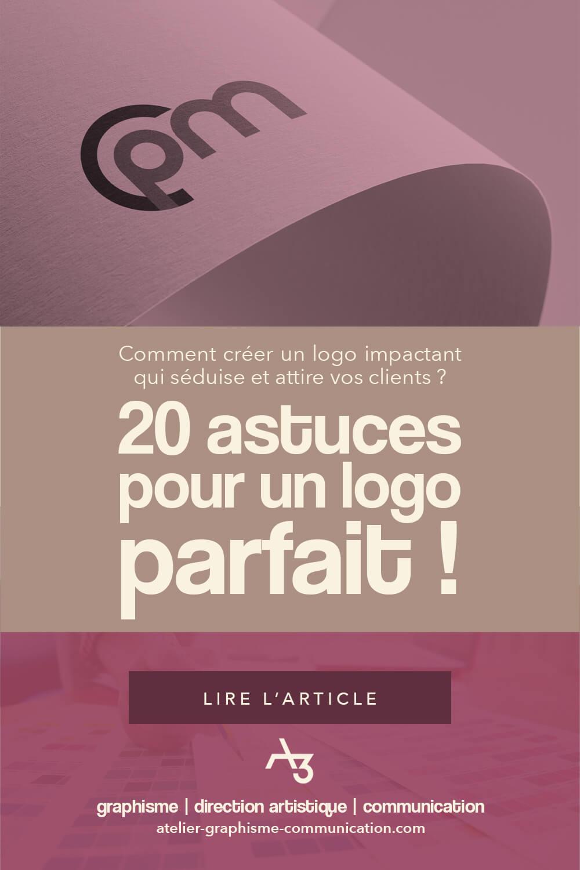 20 conseils pour créer un logo parfait