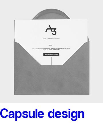Capsule design