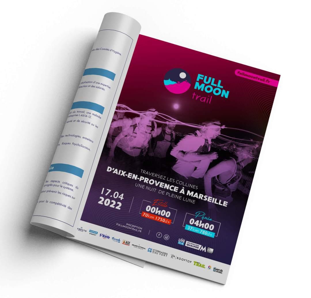 Création d'encart publicitaire à Marseille