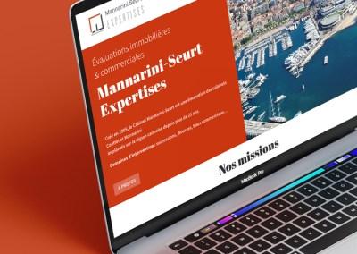 Site Mannarini-Seurt Expertises