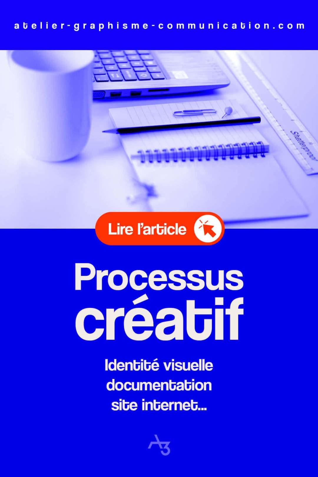 Processus de création site internet