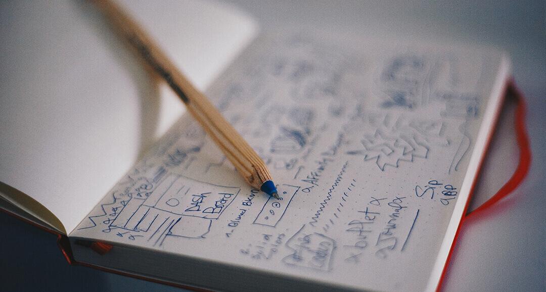 Processus de recherche créative pour un site web