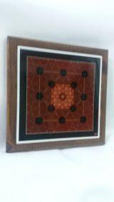 Printed Ceramic (33) Entrelacement d'Etoiles à Huit Atelier Khatt
