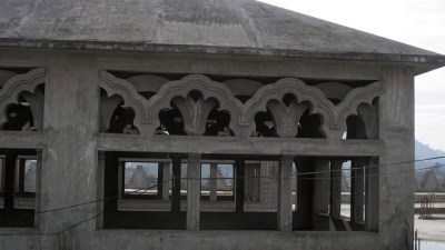 Mosquée Gulhar Shareef Kotli Cachemir (5)