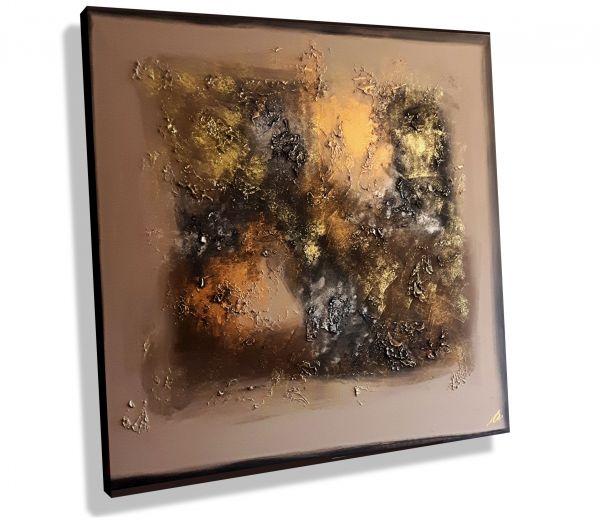 Bilder Atelier Malerei Olmalerei Spachteltechnik Kreide