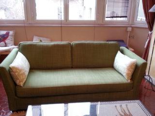 housse de canapé, tissu Villa Nova